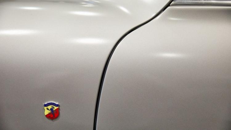panel of car