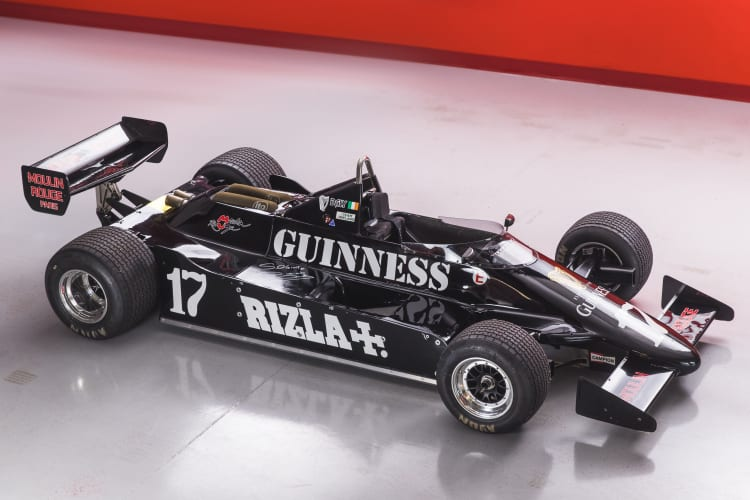 1981 March 811 Formula 1