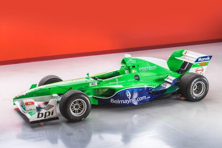 2005 Lola B05 52 A1 Grand Prix