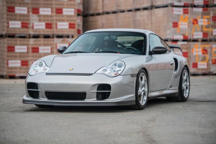911 996 GT2