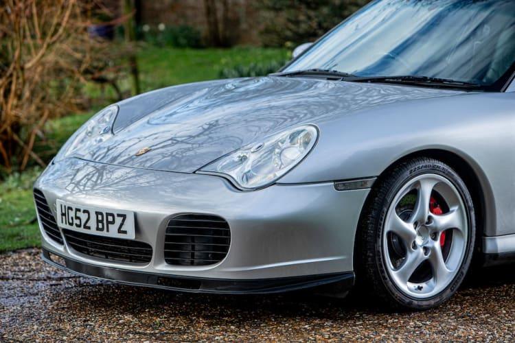 wheels of porsche 996
