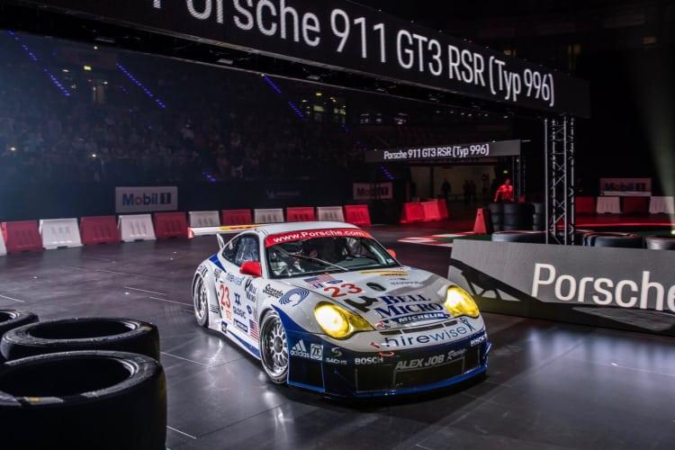 911 996 GT3 RSR