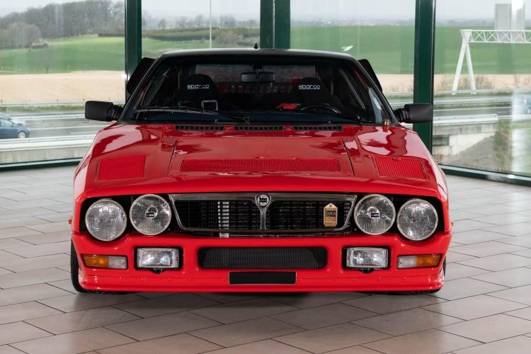 front of Lancia 037 Prototype