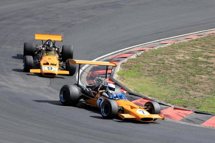 Formula 5000 vehicles