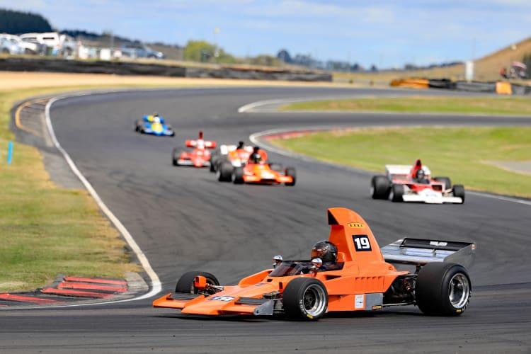 racing in New Zealand