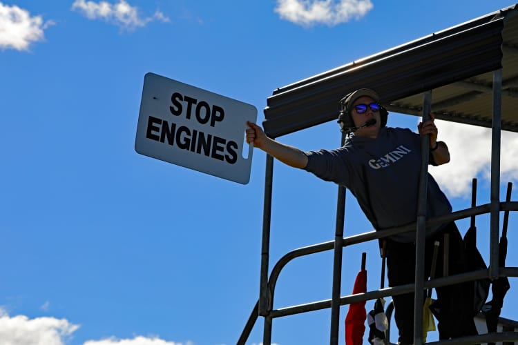 Stop Engines