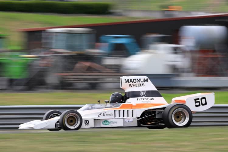No 50 racing