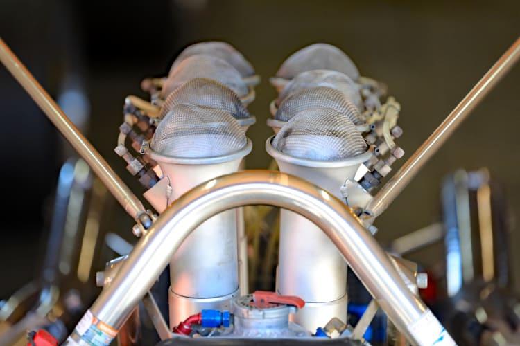 Formula 5000 car
