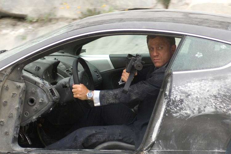 Bond cars forever