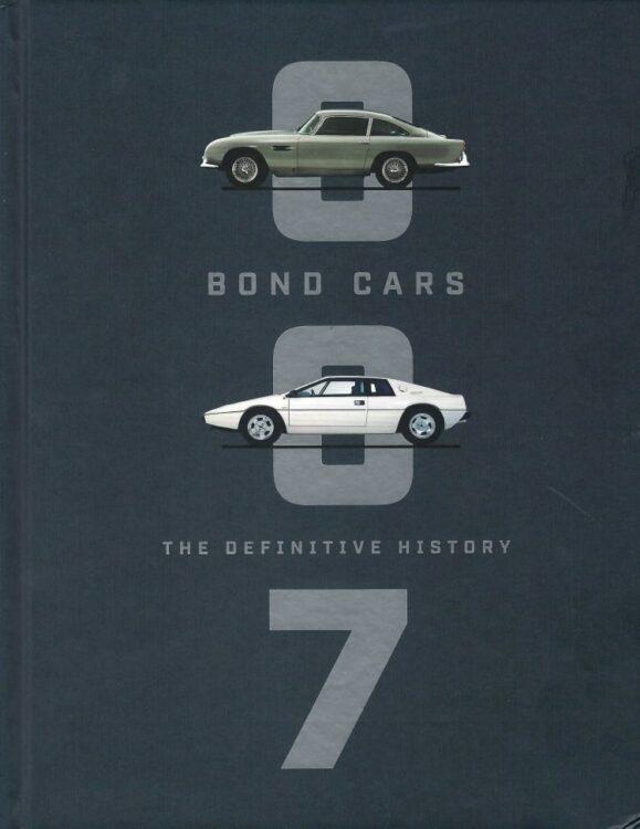 Bond Cars The definitive History