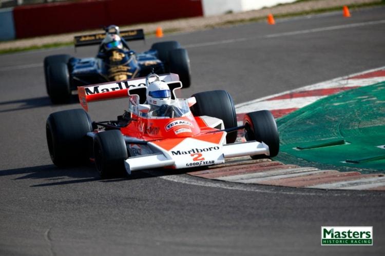 Lukas HALUSA -  McLaren M23