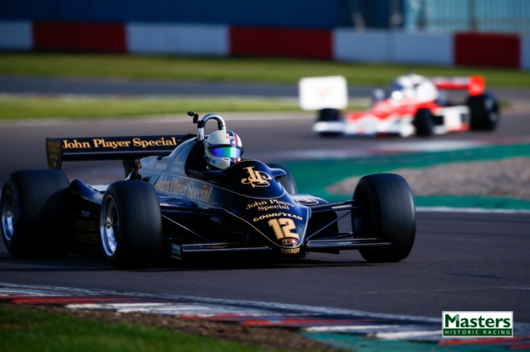 Steve BROOKS Lotus 91