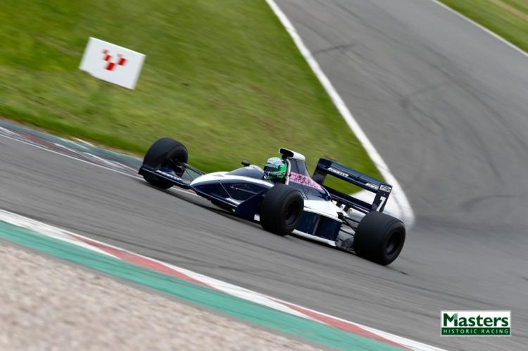 Formula one historic racing