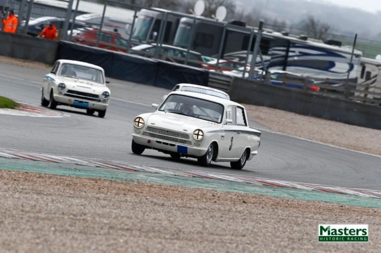 Richard DUTTON - Ford Lotus Cortina