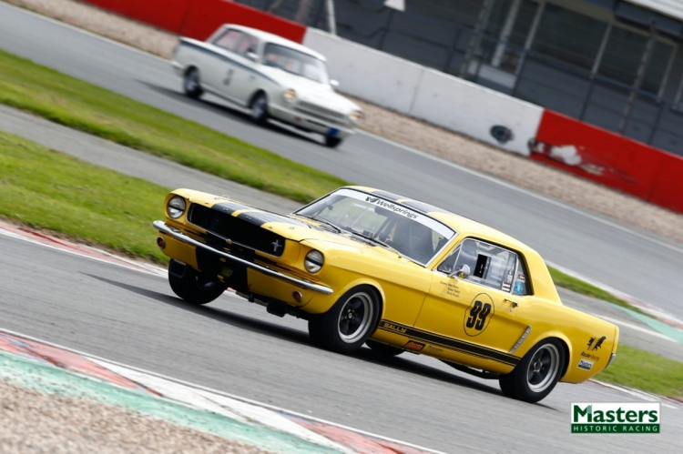 Alex TAYLOR - Ford Mustang