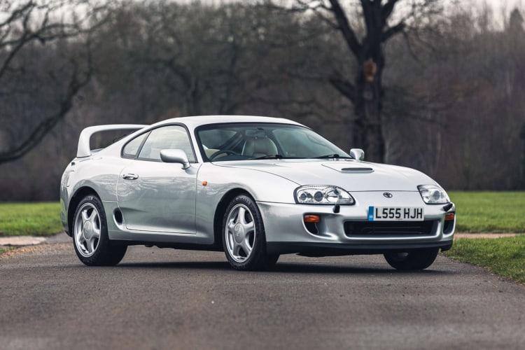 1993 Toyota Supra Twin-Turbo