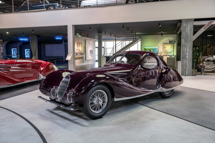 Talbot-Lago T150 c-ss