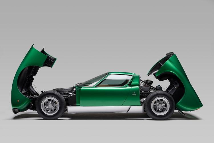 mid-engine vehicle