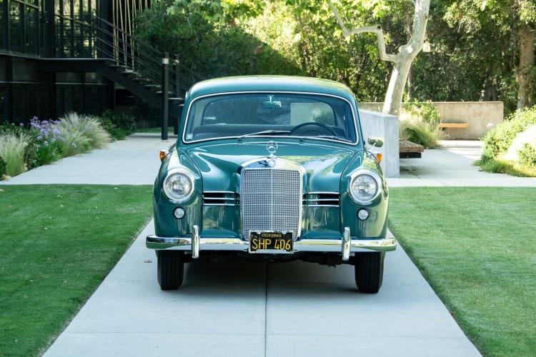 1958 Mercedes-Benz 180D
