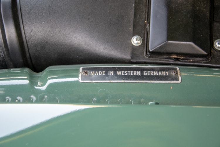made in Western Germany