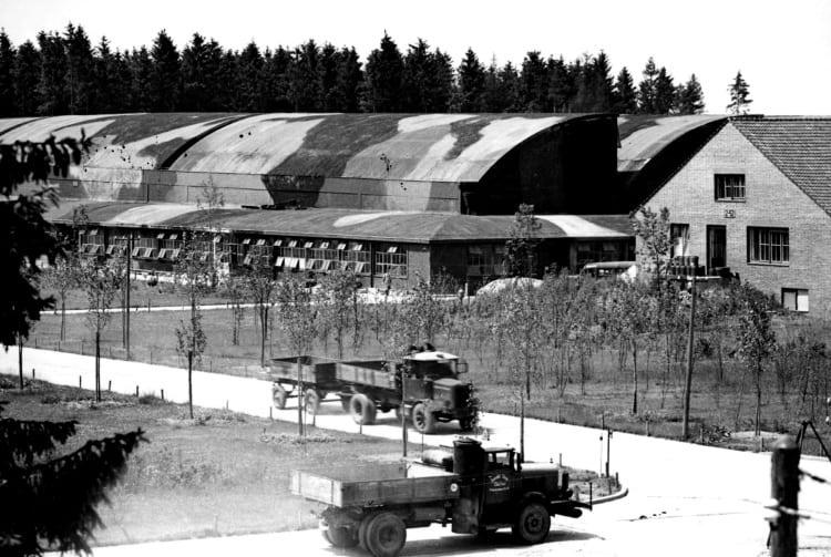 BMW Plant Allach (Munich)