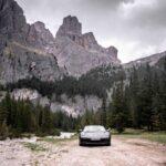 Epic Road-Trip Around Sella Ronda Circuit in a Porsche