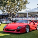 Pure Indulgence – Supercars Class Debuts at 2021 Amelia Concours