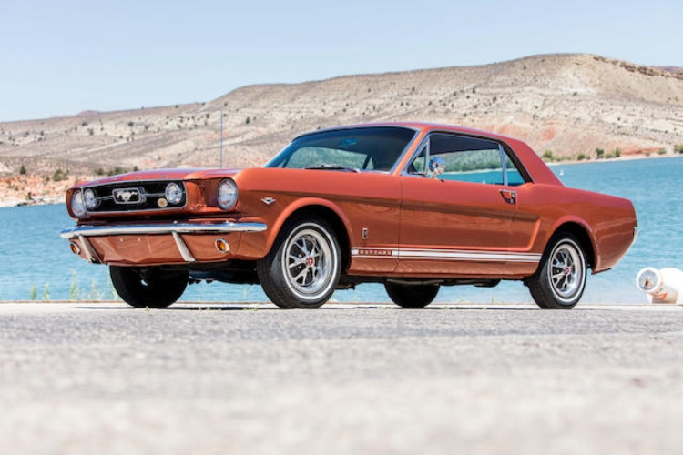 1966 Ford Mustang GT 289 Hardtop
