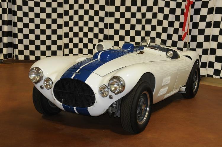 1954 Le Mans- 1952 Cunningham C4R