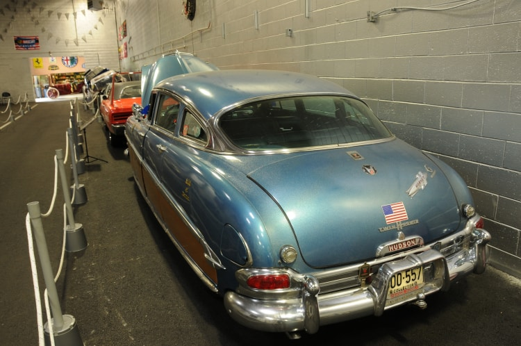 Simeone Collection Hudson Hornet