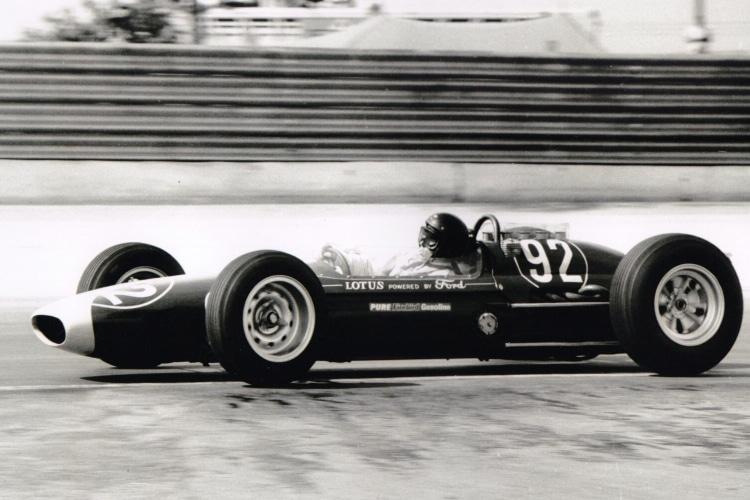 Clark Indy Lotus Ford 1963