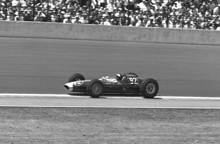 Clark Lotus 1963 Ford at Indianapolis 500