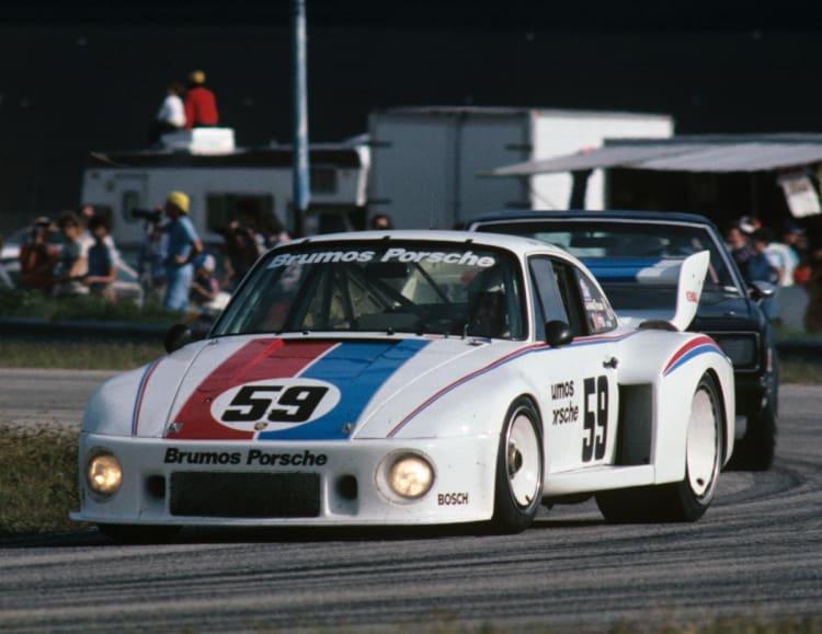 Brumos Porsche