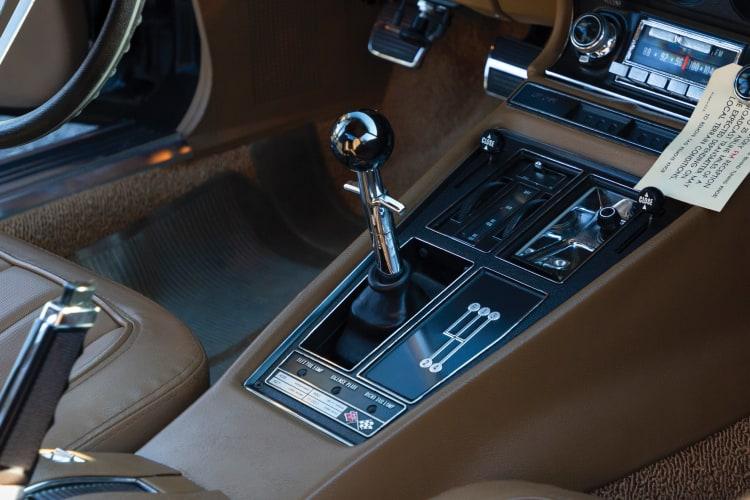 manual transmission c3 Corvette