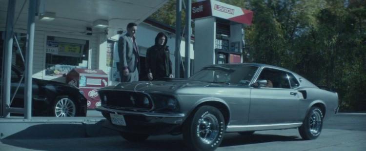 John Wicks cars Ford Mustang Boss 429