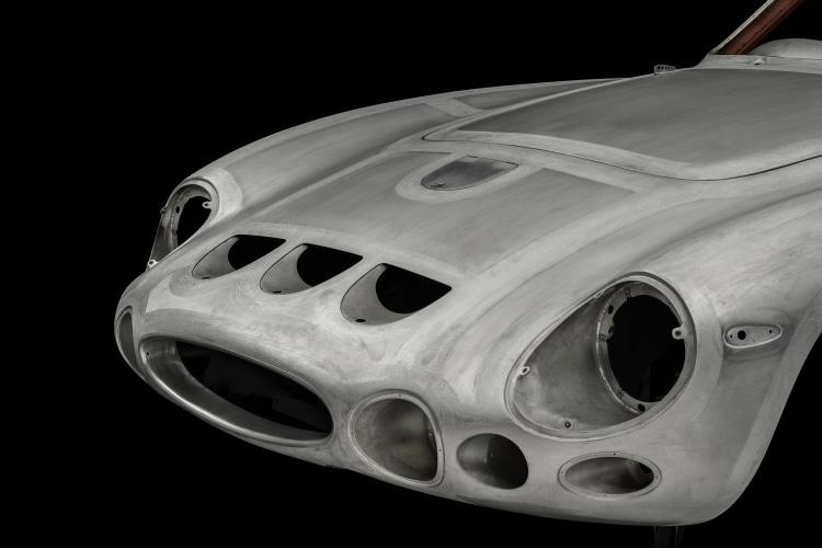 Aluminium body