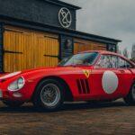 The Rarest Ferrari Racing Car: The Remastered 330 LMB Project