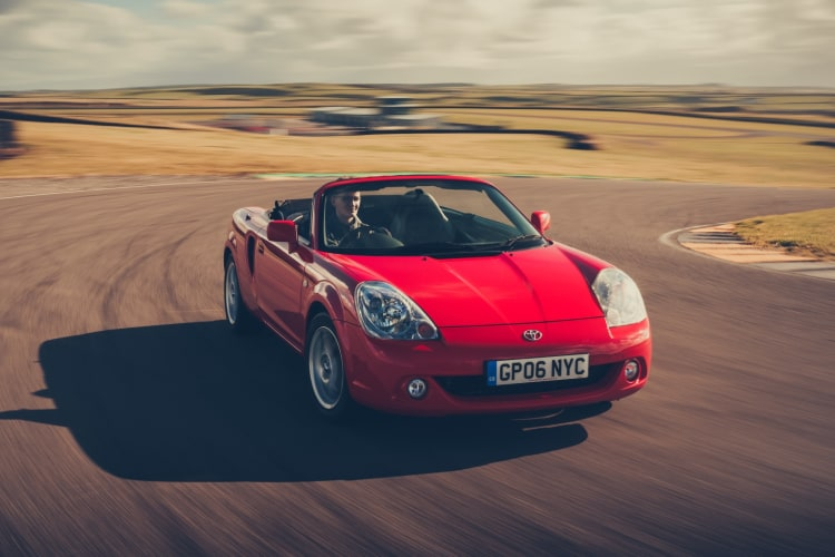 Top 10 Best Toyota Sports Cars