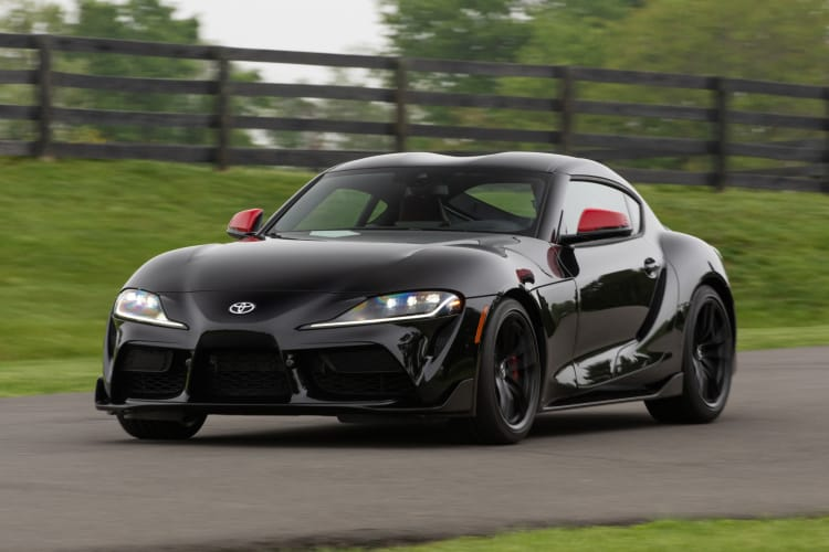 GR Supra is within top 10 bests Toyota Sports Cars