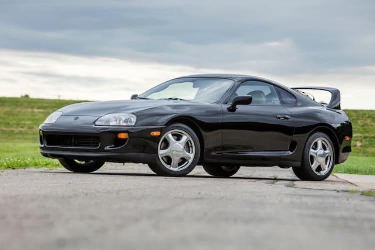 Best Toyota sports cars