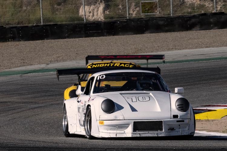 Brian Lowrance – 1969 Porsche 911