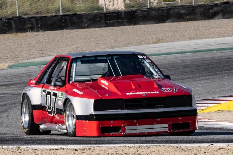 Chris Schlander – 1982 Mercury Capri