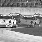 The International Race of Champions Porsches and the Dozen Great Drivers who Raced Them