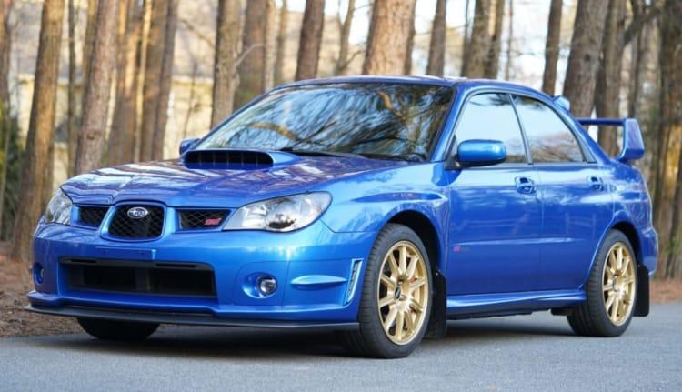 Subaru WRX Hawkeye