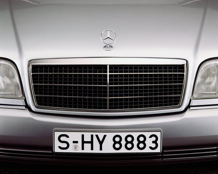 Mercedes Benz Saloon