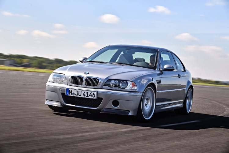 buying a BMW E46 M3