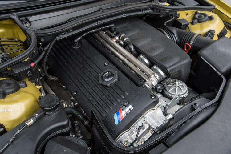 BMW E46 M3 engine