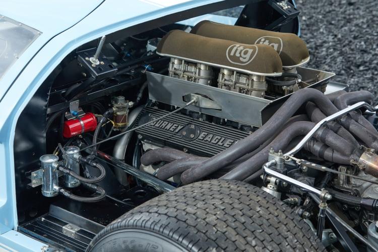 Gurney Weslake engine