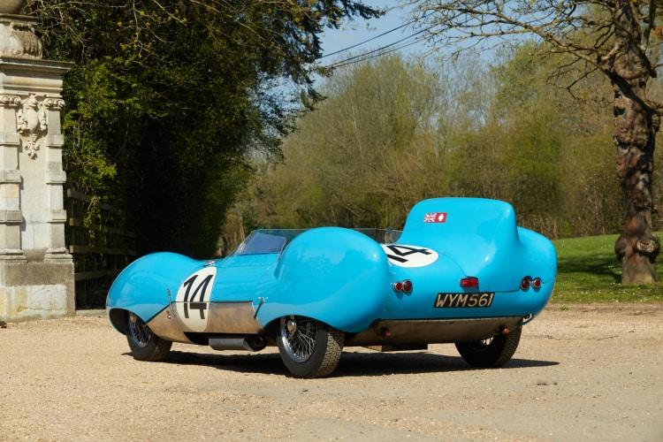 1957 Lotus Eleven rear