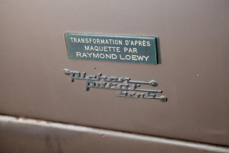 Raymond Loewy's E-Type Jaguar